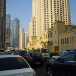 trafik JBR Clever Travel