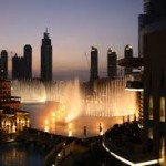 Dubai Fountain 1